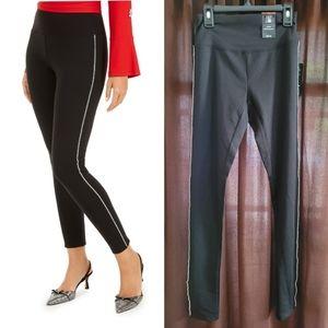 I.N.C.- sz. XS, Shine Embellished Tuxedo Leggings